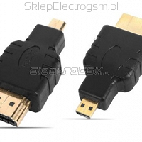 Adapter HDMI na Micro HDMI